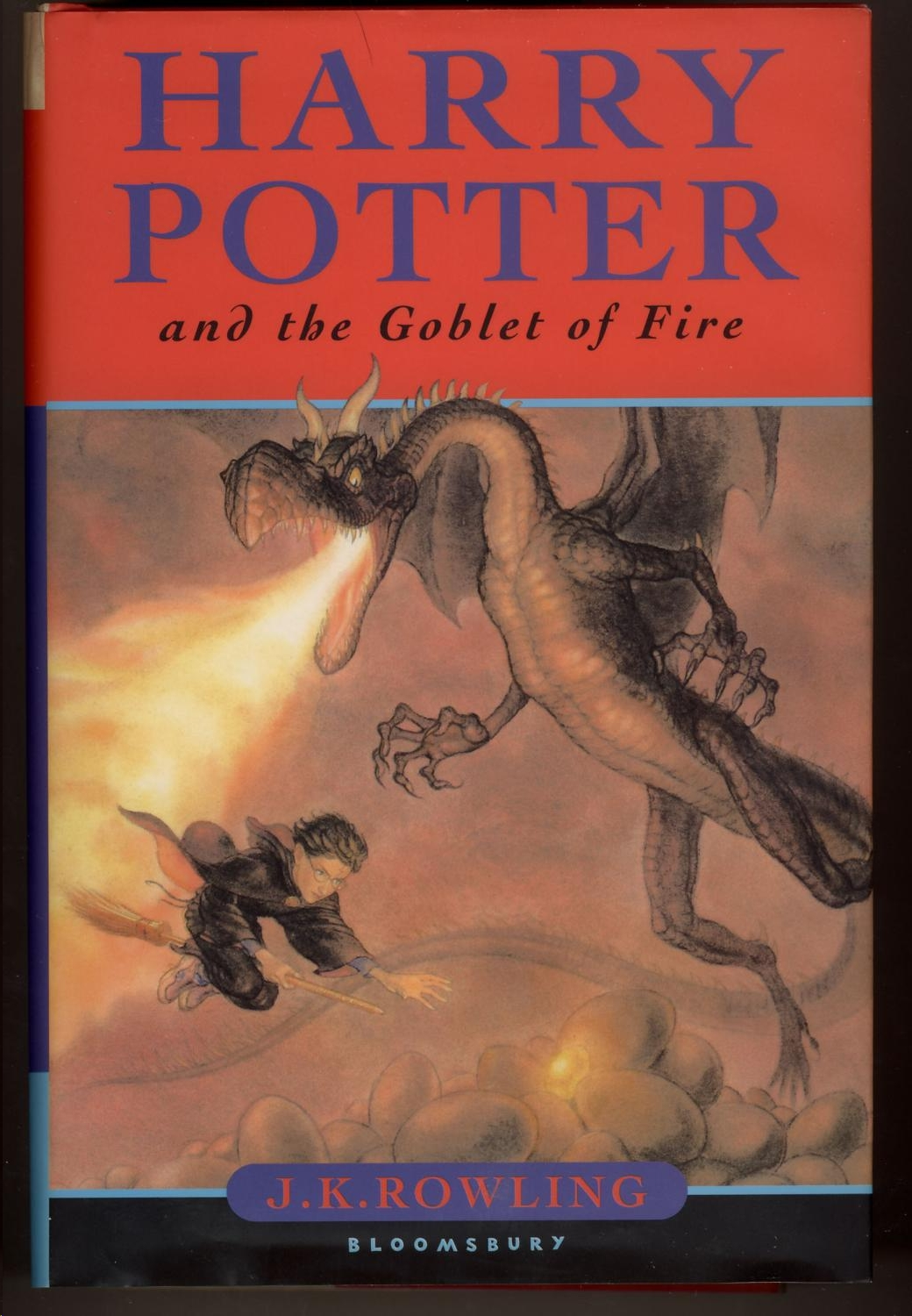 H P 4: the Globet of Fire