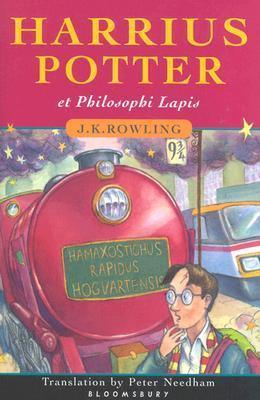 Harrius Potter 1: et Philosophi Lapis (latin)