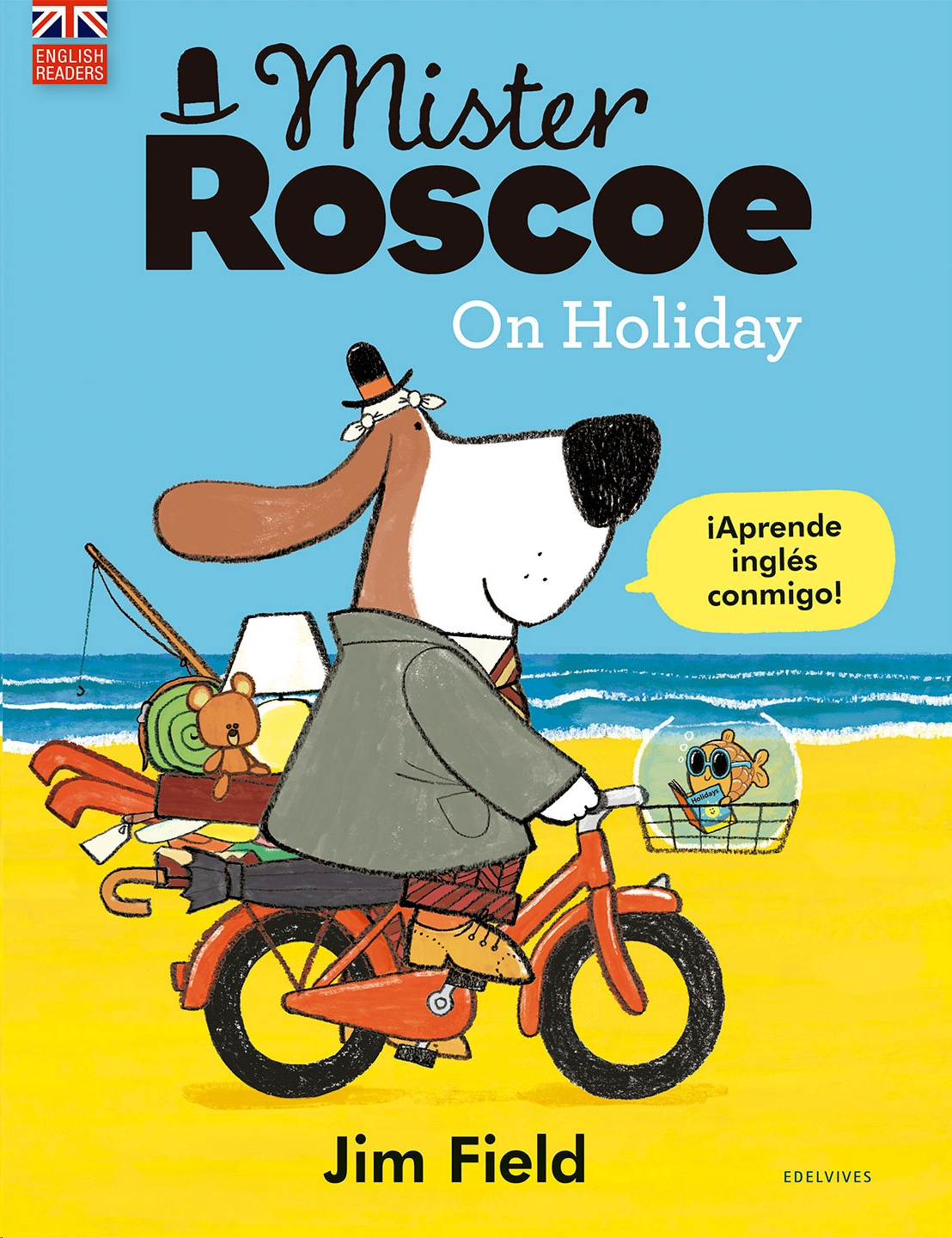 Mister Roscoe On Holiday