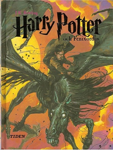 Harry Potter 5: och Fenixorden (sueco)