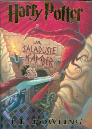 Harry Potter 2: ja Saladuste Kamber (estonio)