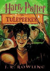 Harry Potter 4: ja Tulepeeker (estonio)